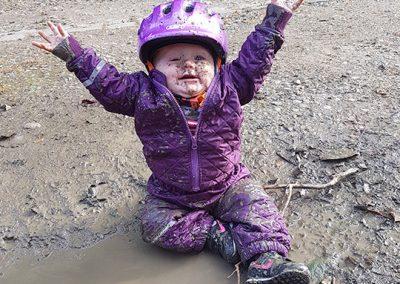 Glad for mudder